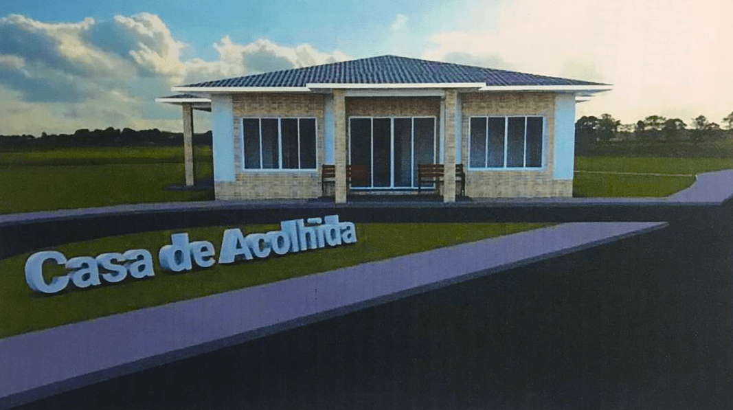 projeto Casa da acolhida do HU