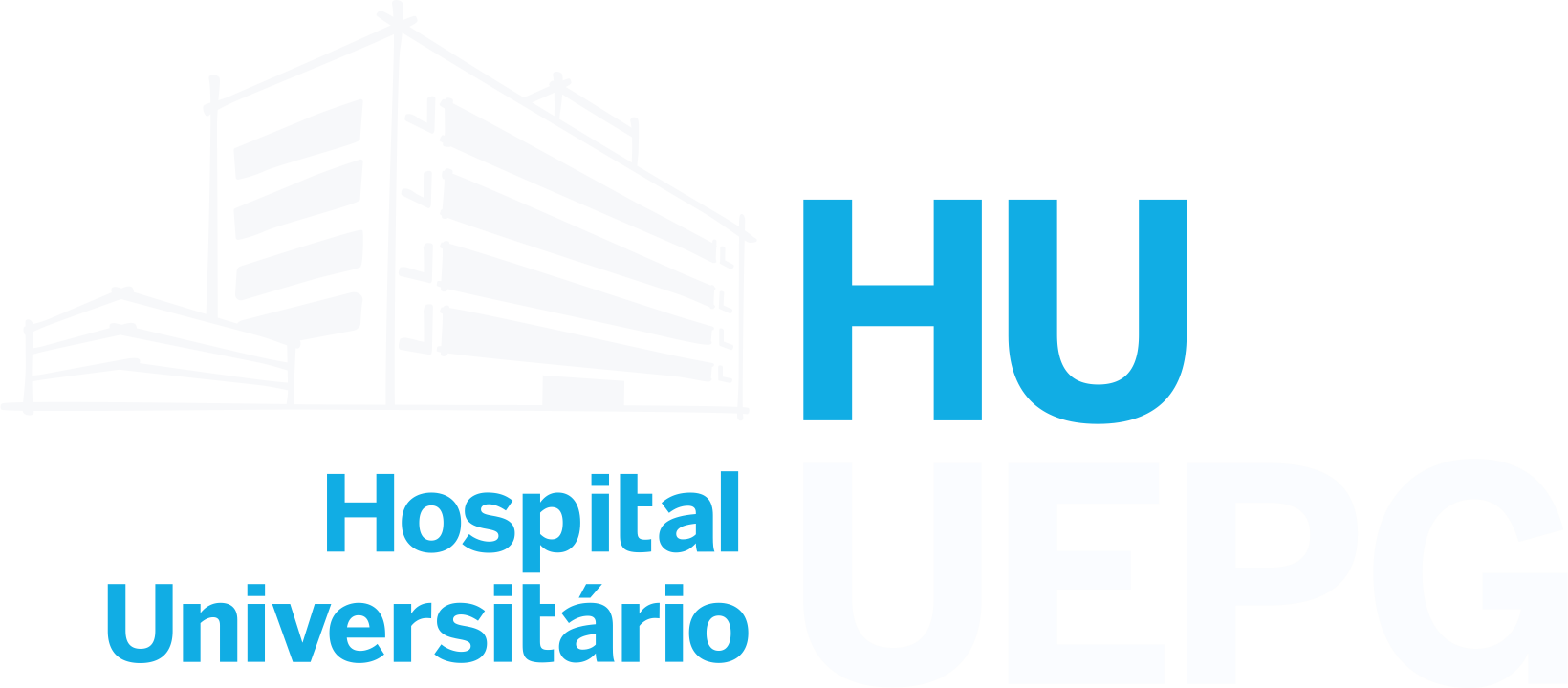 Logo do Hospital Universitário Regional dos Campos Gerais